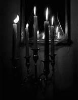 Ритуалы для черных свечей.