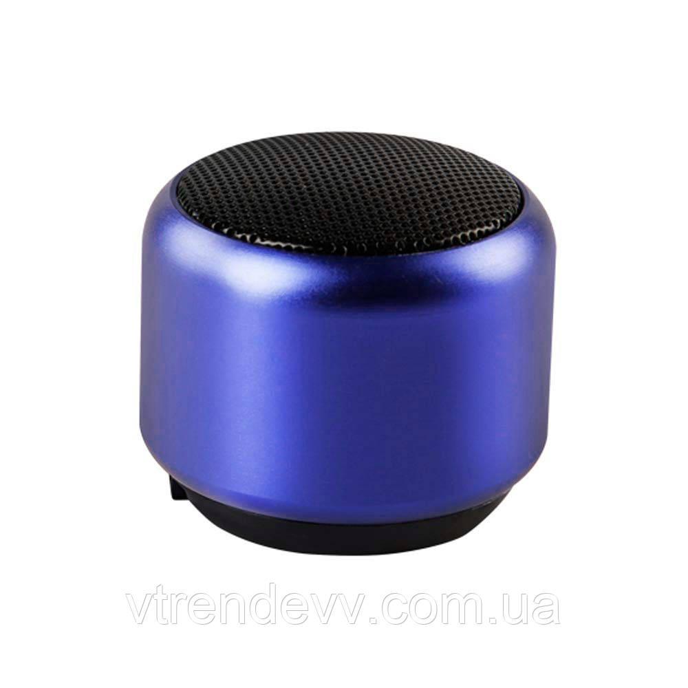 Колонка портативная Senxin S2 BT-5088 синяя