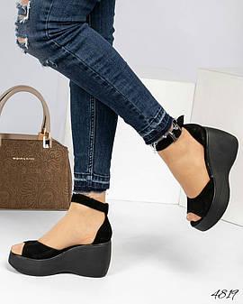 Туфли на платформе с открытым носком  продажа 78b1a726af535
