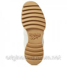 Светлые кроссовки Reebok Workout Ripple OG женские CN6630  , фото 2