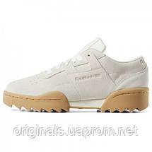 Светлые кроссовки Reebok Workout Ripple OG женские CN6630  , фото 3