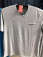 Мужская футболка  5-8XL купить оптом