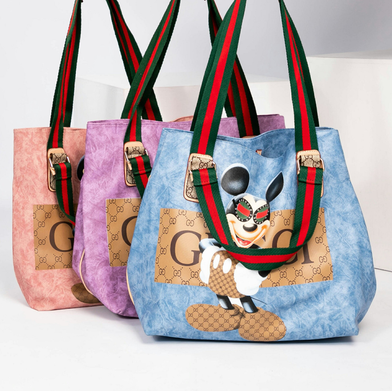1ec0f02154d5 Вместительная сумка- шоппер с принтом, цена 885 грн., купить  Днепродзержинск — Prom.ua (ID#898078469)