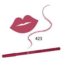 """Карандаш для губ """"Parisa Cosmetics"""" №423"""