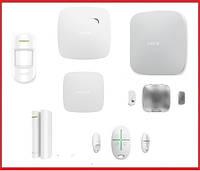 Комплект беспроводной сигнализации Ajax Индивидуальный (White), фото 1