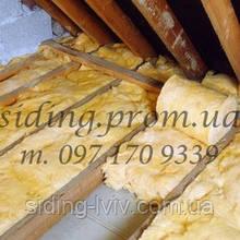 мінеральна вата , теплоізоляція