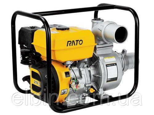 Купить Мотопомпа для грязной воды RATO RT80NB20-5.2Q