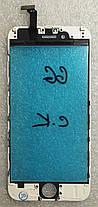Сенсор IPhone 6G  білий, фото 2
