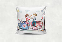 Подушка для любимого человека.