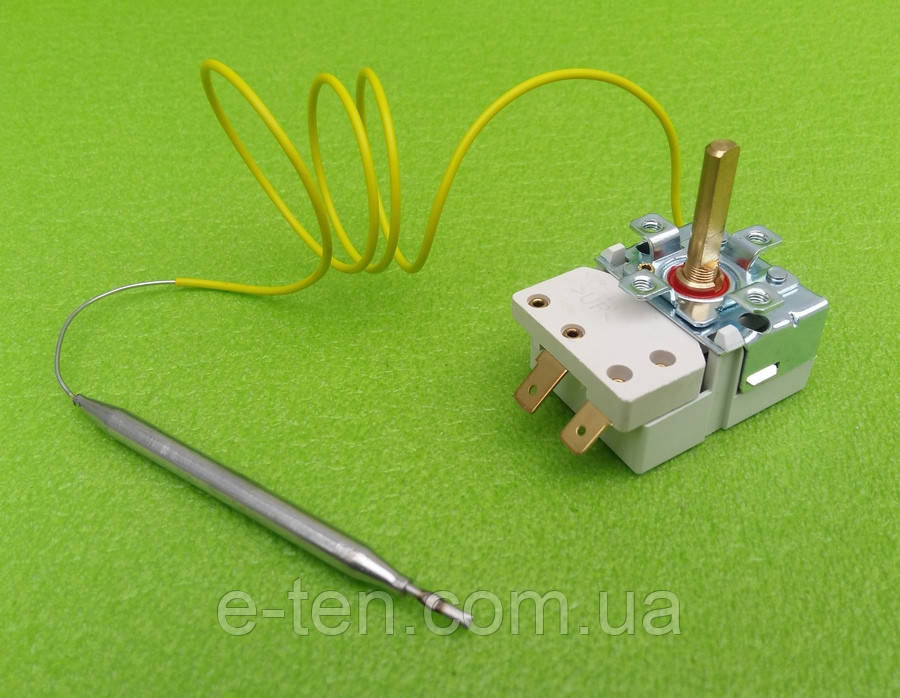 Термостат капиллярный оригинал METALFLEX KT-165 AVA / T=7-80°C / 16А / 250V /T85 / L=70см (2 контакта) Gorenje