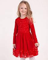 Нарядное детское платье на девочку 104 размер, фото 1
