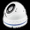 Гібридна Антивандальна камера для внутрішньої і зовнішньої установки GreenVision GV-052-GHD-G-DOA20V-30 1080p
