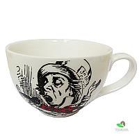 Чашка Шляпник джамбо Wilmax 420 мл
