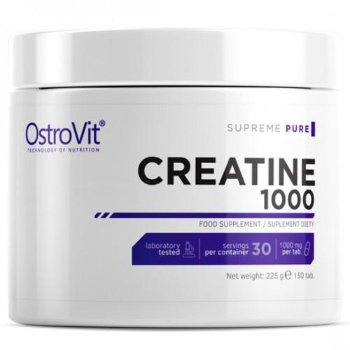Креатин OstroVit - Creatine 1000 (150 таблеток)