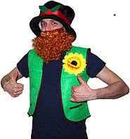 Борода рыжая 15-795