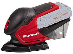 Вібраційна акумуляторна шліфувальна машина Einhell ТІ-OS18Li-Solo (каркас)