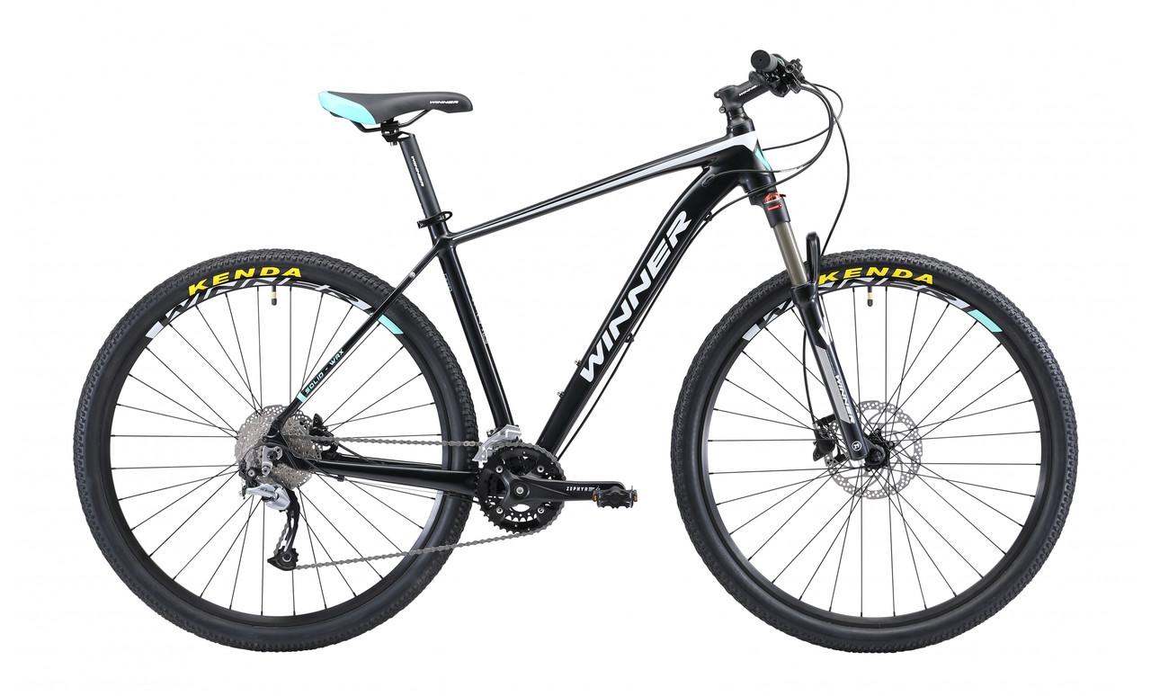 """Велосипед WINNER SOLID - WRX  29"""" 2019 черный"""