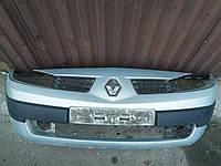 Б/у бампер передний для легкового авто Renault Megane II