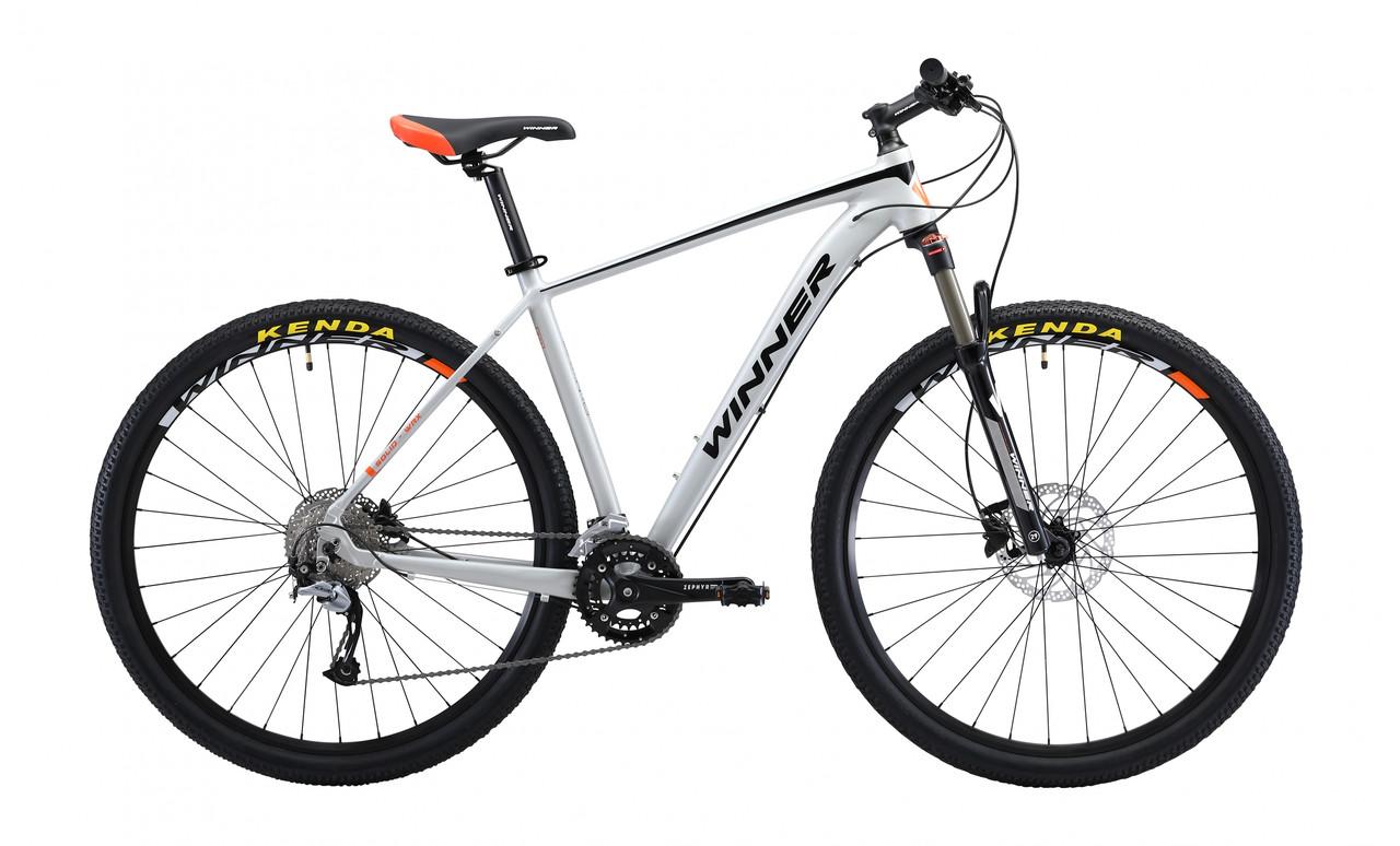 "Велосипед WINNER SOLID - WRX  29"" 2019 белый"