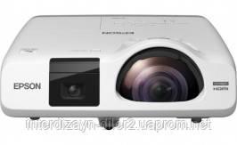 Інтерактивний проектор Epson EB-536Wi