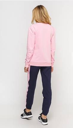 Костюм спортивный женский, свитшот и штаны спортивные, фото 2
