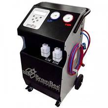 Автоматична установка по заправці авто кондиціонерів BRAIN BEE CLIMA 6000 PLUS (Італія)