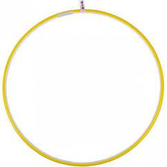 Обруч для художественной гимнастики Зебра 2 средний (75см)