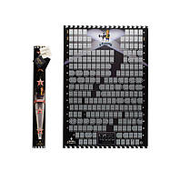 🔝 Скретч постер, My Poster Cinema Edition 21 century, постер достижений, UKR | 🎁%🚚