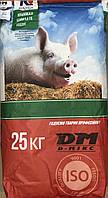 Гровер для свиней ™ D-МІКС  Концентат (БМВД) 15% (Період з 25 кг) Україна-Голандія
