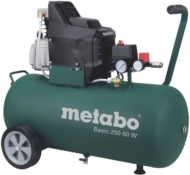 Компрессор Metabo Basic 250-50 W OF (безмаслянный)