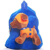 Детский рюкзак Щенячий патруль с щенком Зума