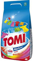 Tomi Max Power Color порошок для стирки цветного белья 4,2 кг на 60 стирок - Австрия