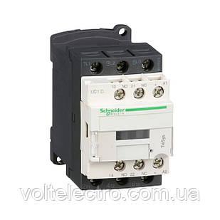 Контактор LC1D12M7 3Р 12 A НО+НЗ катушка 220V 50/60 ГЦ