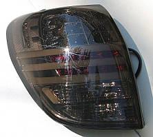 Chevrolet Captiva альтернативная оптика задняя светодиодная LED черная