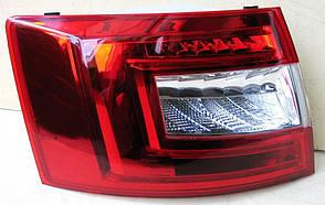 Skoda Octavia A7 хэтчбек  оптика задняя LED