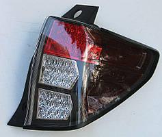 Subaru Forester оптика задняя