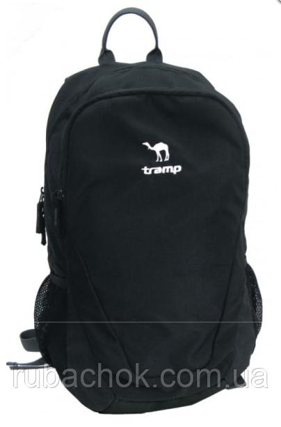 Міський рюкзак Tramp City Black