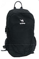 Міський рюкзак Tramp City Black, фото 1