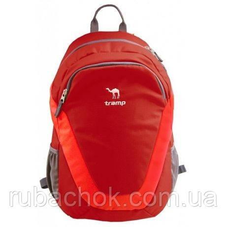 Міський рюкзак Tramp City Red