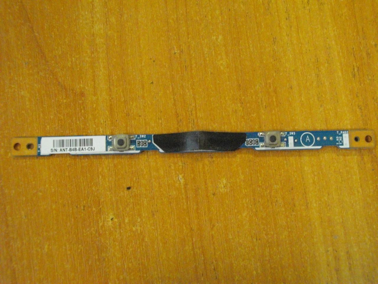 Плата с кнопками тачпада Sony PCG-41218L VPCSC41FM C60A21HX