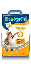 Биокетс Натурал (Biokats Natural classic) 5кг
