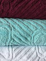Полотенце/коврик для ног (белое), фото 2