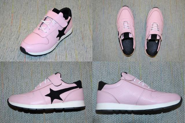 Детские розовые кроссовки, Unicorn фото