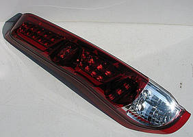 Nissan X-trail T31 оптика задняя красная 50%  LED
