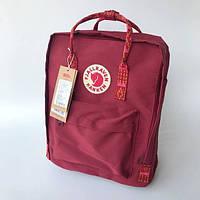 Рюкзак Fjallraven Kanken logo Classic Bag   Оригинальная бирка стильная, фото 1
