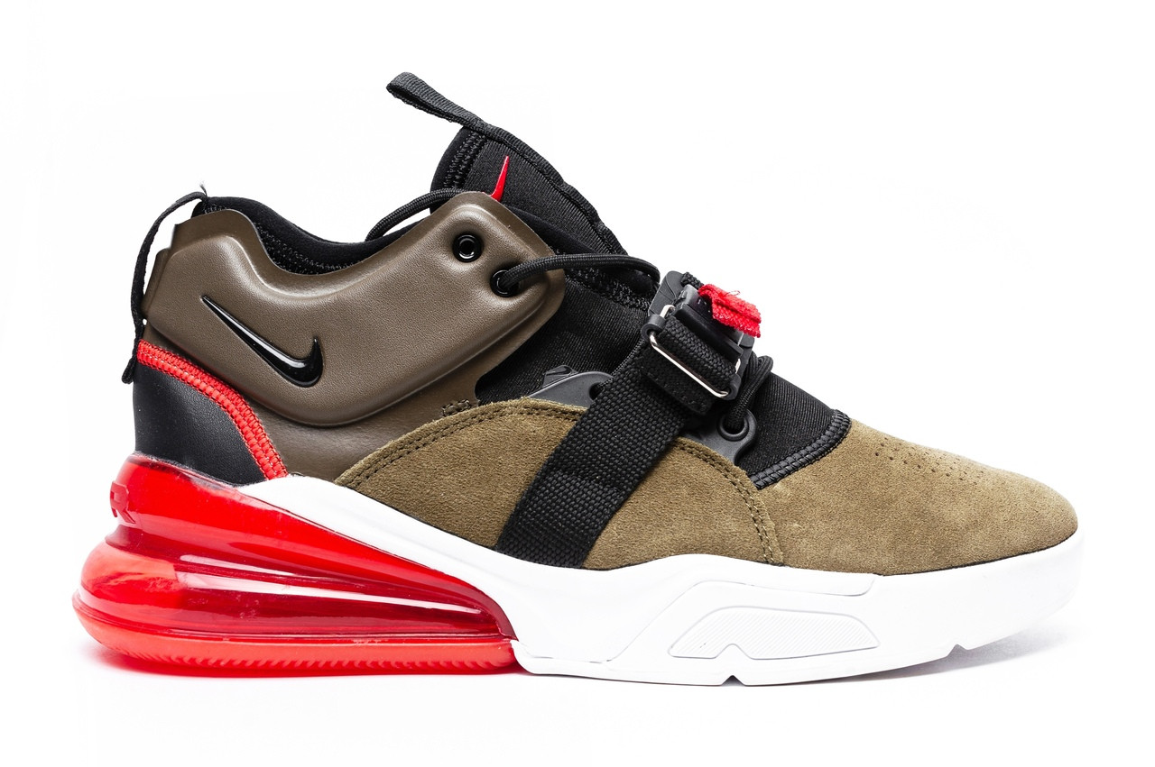 Мужские кроссовки Nike Air Force 270 Brown