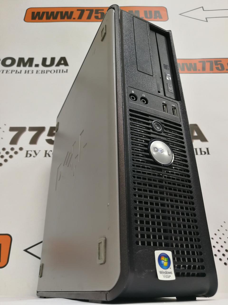 Компьютер Dell OptiPlex 760 (Desktop), Intel Core2Quad Q8200 2.33GHz, RAM 8ГБ, HDD 500ГБ