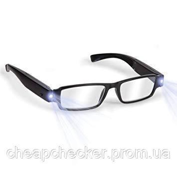 Светодиодные Очки Для Чтения Multi Strength Reading Glasses