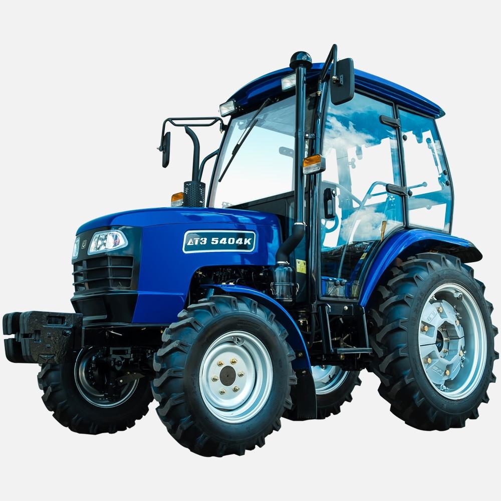 Трактор ДТЗ 5404К (с кабиной)