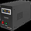 ДБЖ з правильною синусоїда LogicPower LPY-B-PSW-500VA+(350W)5A/10A 12V для котлів і аварійного освітлення